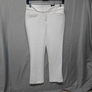 NWT Express ivory dress pants women's size 00R